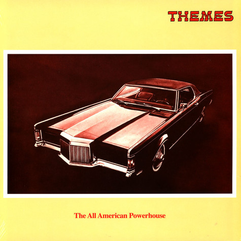 V.A. - The All American Powerhouse
