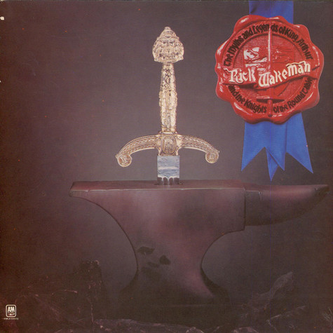Rick Wakeman - The Myths And Legends Of King Arthur And The Knights Of The Round Table