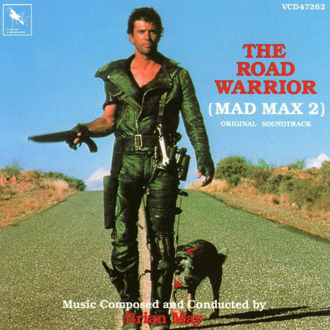 Brian May - OST The Road Warrior - Mad Max 2