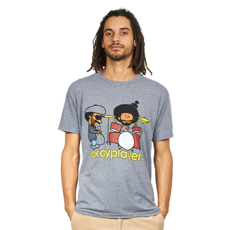 Roots, The - Black Thought & Questlove Okayplayer T-Shirt