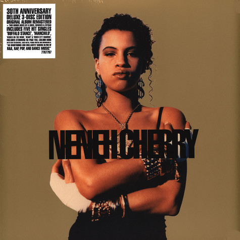 Neneh Cherry - Raw Like Sushi 30th Anniversary Limited Triple CD Edition