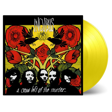 Incubus - A Crow Left Of The Murder Coloured Vinyl Edition