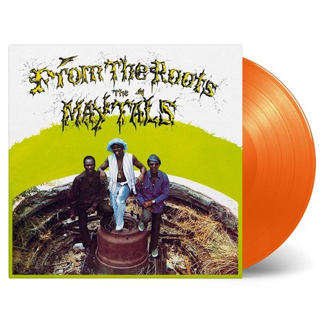 Maytals, The - From The Roots Limited Numbered Orange Vinyl Edition