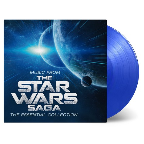 Robert Ziegler - Music From The Star Wars Saga - The Essential Collection Colored Vinyl Edition