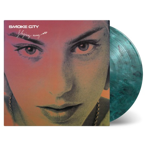 Smoke City - Flying Away Limited Numbered Marbled Vinyl Edition