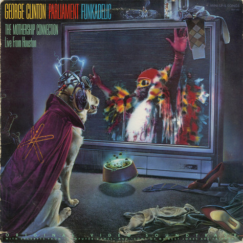 George Clinton, Parliament, Funkadelic - The Mothership Connection (Live From Houston)