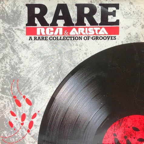 V.A. - Rare (A Rare Collection Of Grooves)