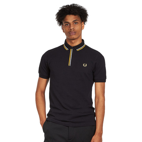 Fred Perry - Tipped Placket Polo Shirt