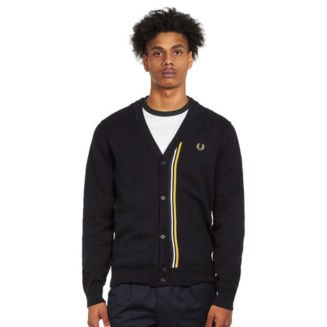Fred Perry - Tape Detail Cardigan