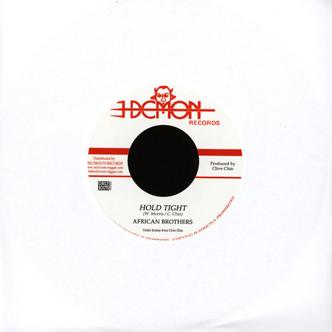 African Brothers / Impact All Stars - Hold Tight / Hold Tight Dub