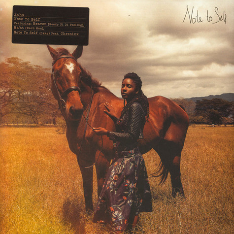 Jah9 - Note To Self