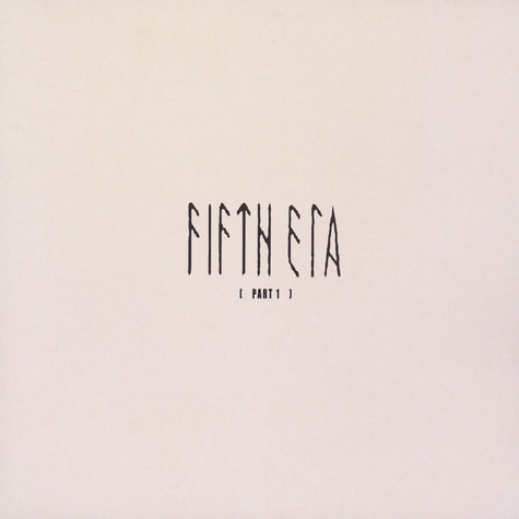Fifth Era - Selected Works 1997 - 2004 Part 1