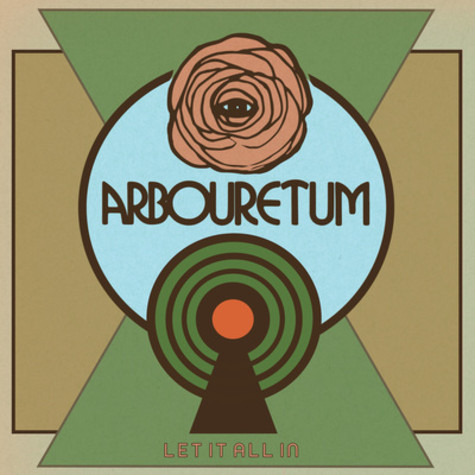 Arbouretum - Let It All In Blue Vinyl Edition