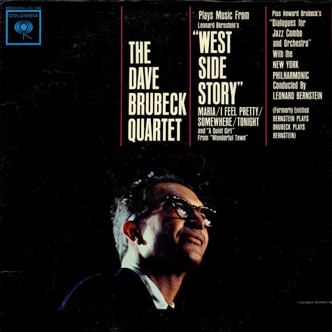 The Dave Brubeck Quartet - Bernstein Plays Brubeck Plays Bernstein