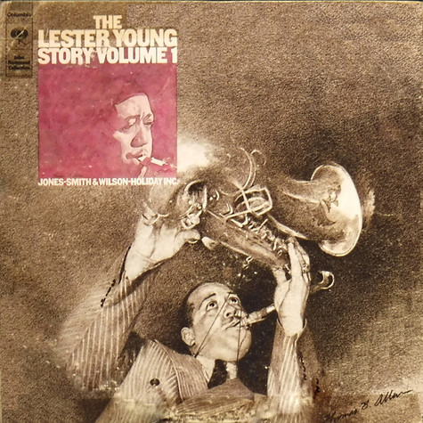 Lester Young - The Lester Young Story Volume 1