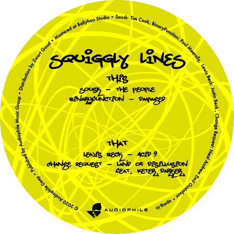 V.A. - Squiggly Lines