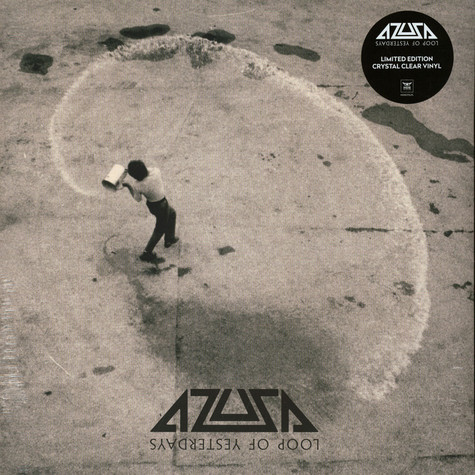 Azusa - Loop Of Yesterdays Clear Vinyl Edition