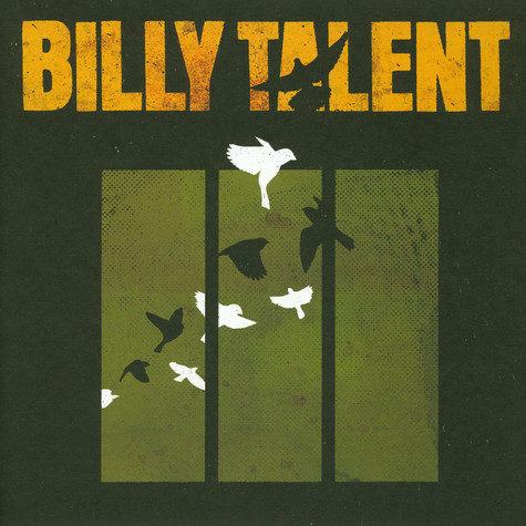 Billy Talent - Billy Talent III Limited Numbered Green Marbled Vinyl Edition