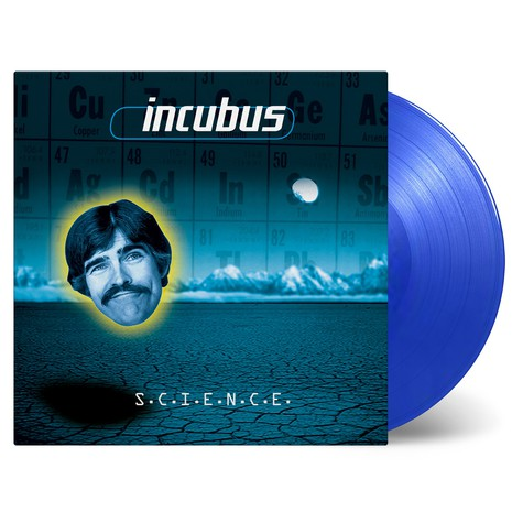 Incubus - S.C.I.E.N.C.E Limited Numbered Blue Vinyl Edition