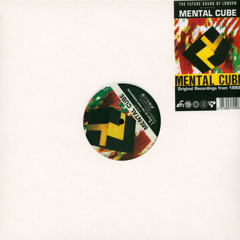 Mental Cube (Future Sound Of London) - Mental Cube EP