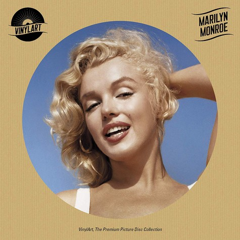 Marilyn Monroe - Vinylart, The Premium Picture Disc Collection