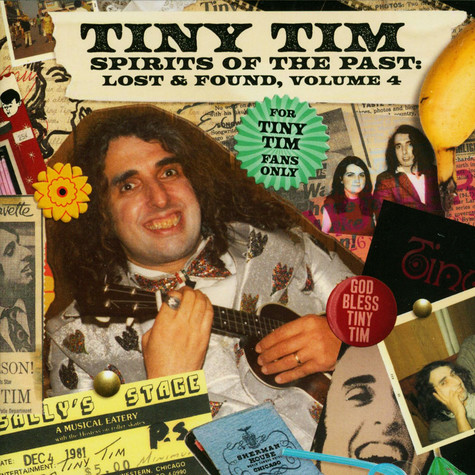 Tiny Tim - Spirits Of The Past, Lost & Found Volume 4