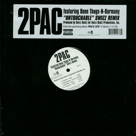 2Pac - Untouchable feat. Bone Thugs-N-Harmony
