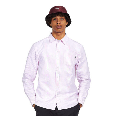 Stüssy - Crazy Button Oxford Shirt