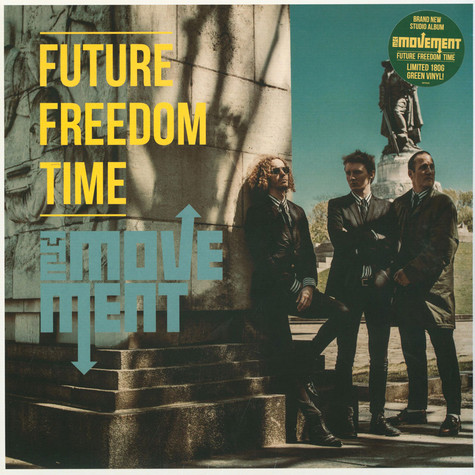 Movement, The - Future Freedom Time Coloured Vinyl Edition