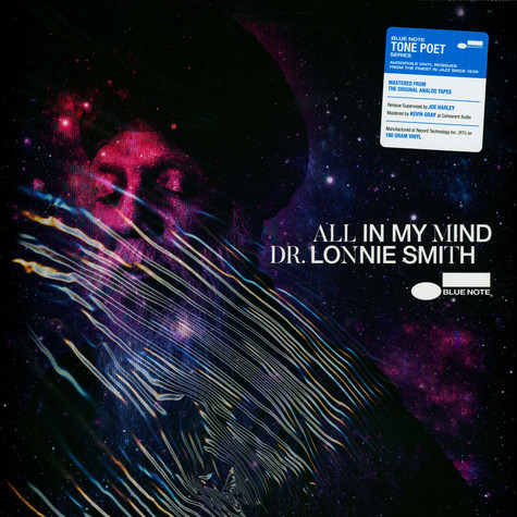 Dr. Lonnie Smith - All In My Mind Tone Poet Vinyl Edition