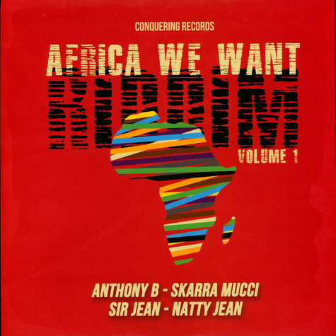 V.A. - Africa We Want Riddim Volume 1