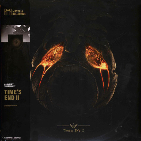 Theophany - Time's End 2: Majora's Mask Remixed Gold Vinyl Edition