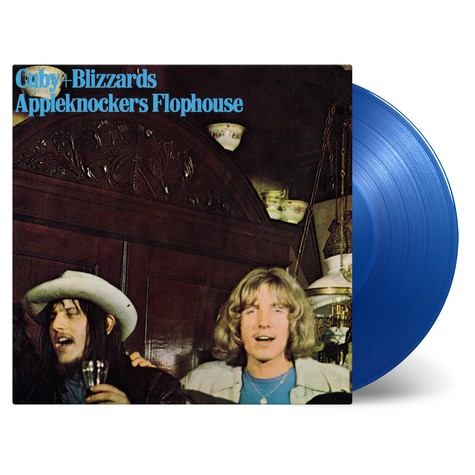 Cuby & Blizzards - Appleknockers Flophouse Limited Numbered Blue Edition