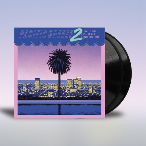V.A. - Pacific Breeze 2: Japanese City Pop, AOR & Boogie 1972-1986 Black Edition