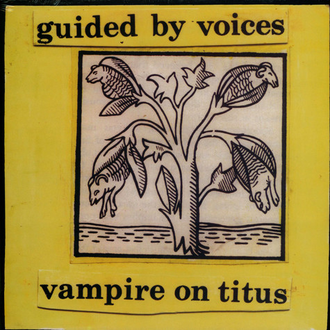 Guided By Voices - Vampire On Titus Opaque Yellow Record Store Day 2020 Edition
