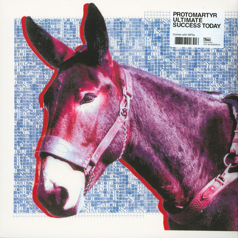Protomartyr - Ultimate Success Today Black Vinyl Edition