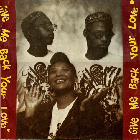 Boyz In Shock Featuring Carol Leeming - Give Me Back Your Love