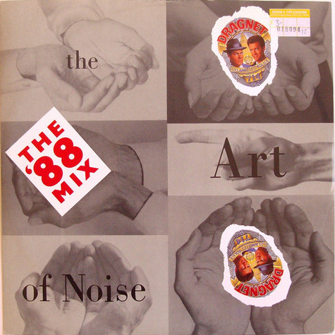 Art Of Noise, The - Dragnet (The '88 Mix)