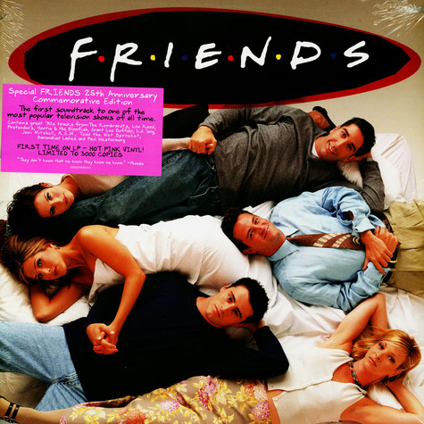 V.A. - OST Friends