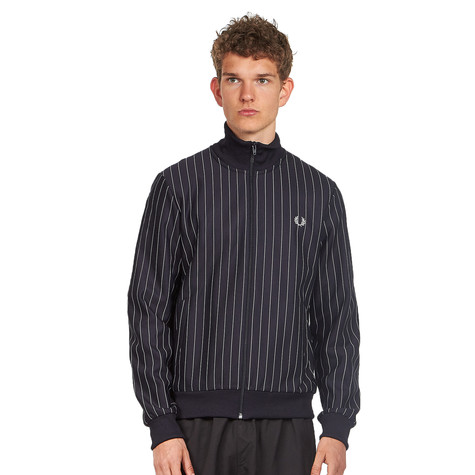 Fred Perry - Pin Stripe Track Jacket