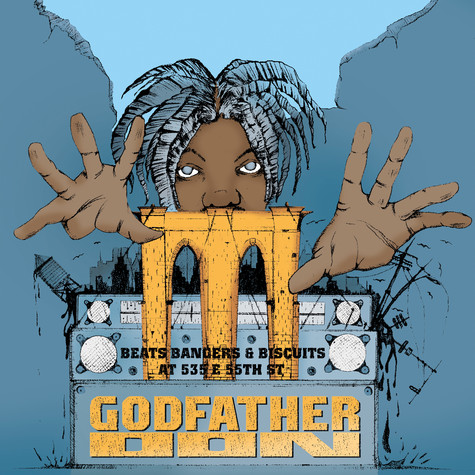Godfather Don - Beats, Bangers & Biscuits At 535 E 55th St