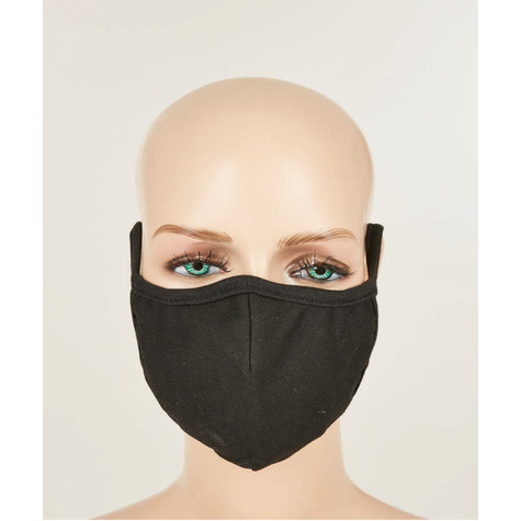 Mister Tee x Build Your Brand - Cotton Face Mask (Pack of 10)