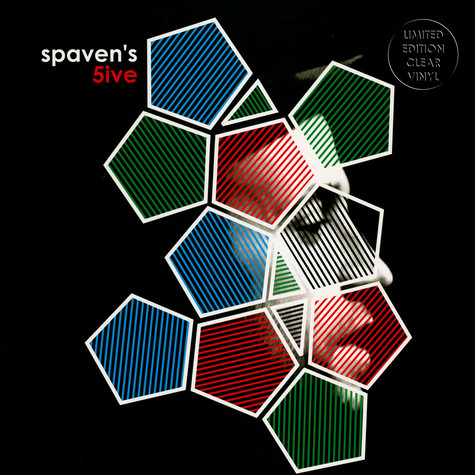 Richard Spaven - Spaven's 5ive Clear Vinyl Edition