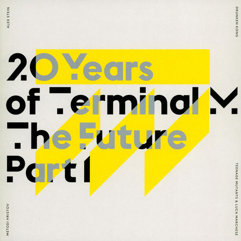 V.A. - 20 Years Of Terminal: The Future Part 1