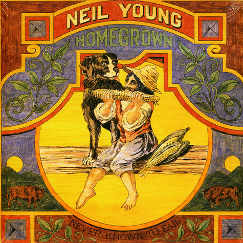 Neil Young - Homegrown (1975)