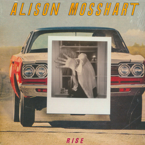 Alison Mosshart of The Kills - Rise / It Ain't Water