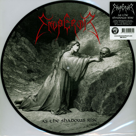 Emperor - As The Shadows Rise Picture Disc Edition