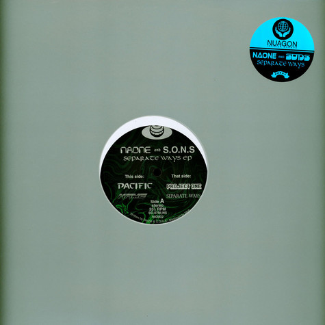 Naone / S.O.N.S - Separate Ways EP