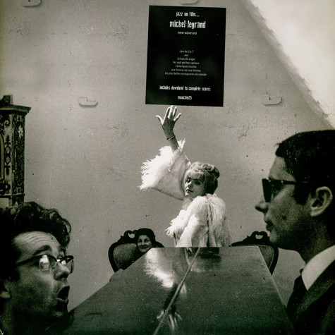 Michel Legrand - Jazz On Film: The New Wave Era Record Store Day 2020 Edition