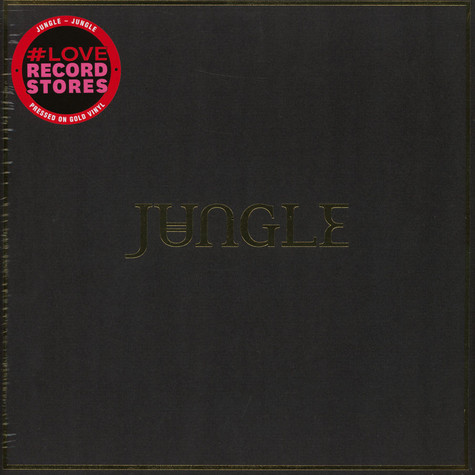 Jungle - Jungle Gold Vinyl Edition